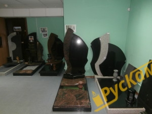 Магазин РусКам -памятники